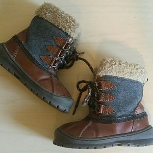 Thinsulate Baby Gap Boots Size 9 Toddler